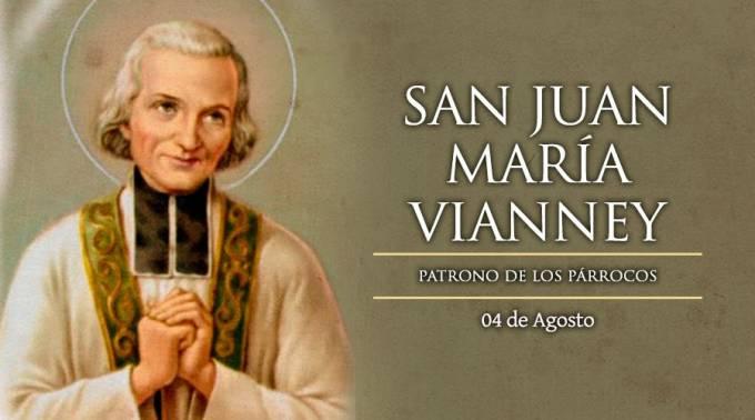 JuanMariaVianney_04Agosto